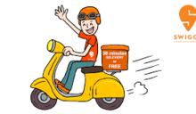 美食外送行業正在壯大:印度Swiggy將從軟銀募資4.5億美元