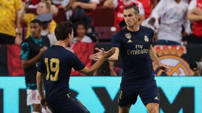 Gareth Bale Akui Ejekan Fans Madrid Turunkan Rasa Percaya Diri