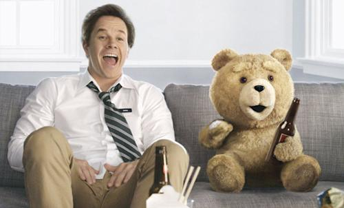 Yahoo! Movies Giveaway: 'Ted' Blu-ray Prize Pack