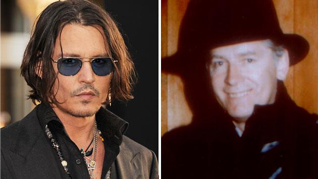 Johnny Depp signs on to play Boston gangster Whitey Bulger