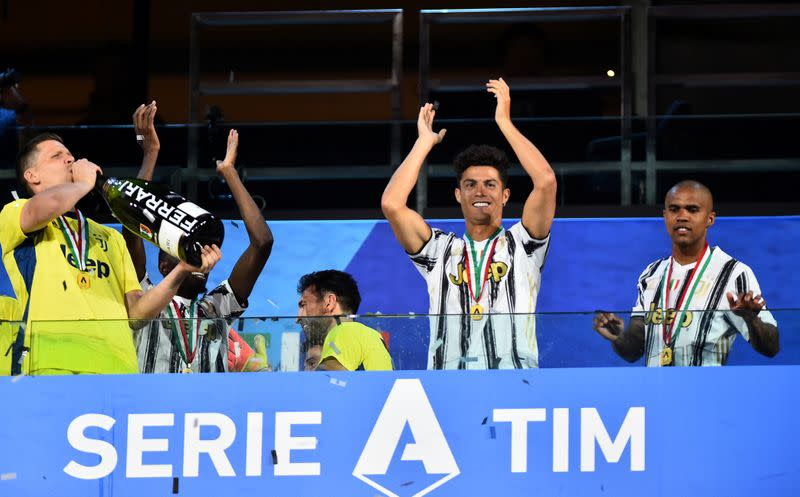 Italy's Serie A clears way for private equity investment