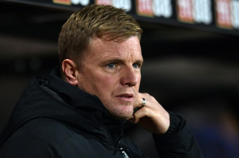 Bournemouth manager Eddie Howe became the first Premier League player or coach to take a voluntary pay cut