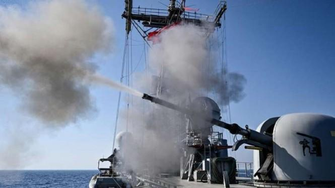 Konflik Memanas, Kapal Perang Turki Umbar Tembakan di Laut Mediterania