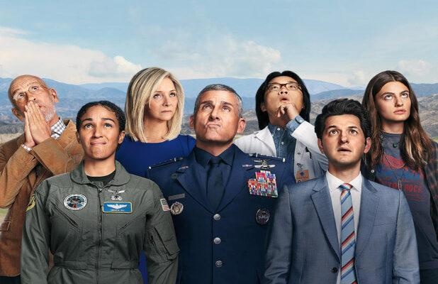 'Space Force' Trailer Shows Steve Carell's Struggle to Lead New Military Branch: 'Space Is Hard' (Video)