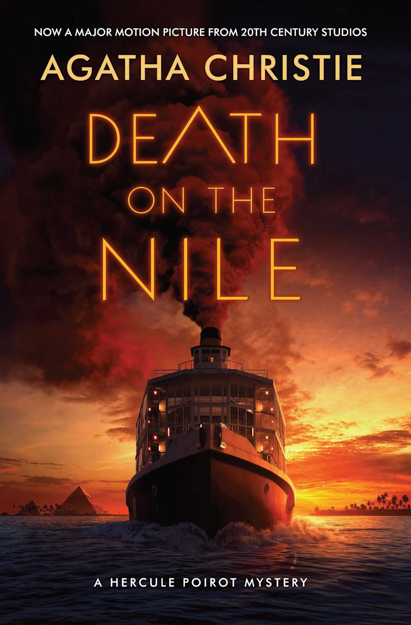 Death on the Nile by Agatha Christie. Image via Indigo.