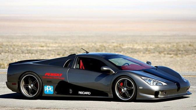 SSC Ultimate Aero (Zing)