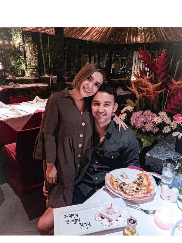 Cita Citata dan Kekasih (Sumber: Instagram/cita_citata)