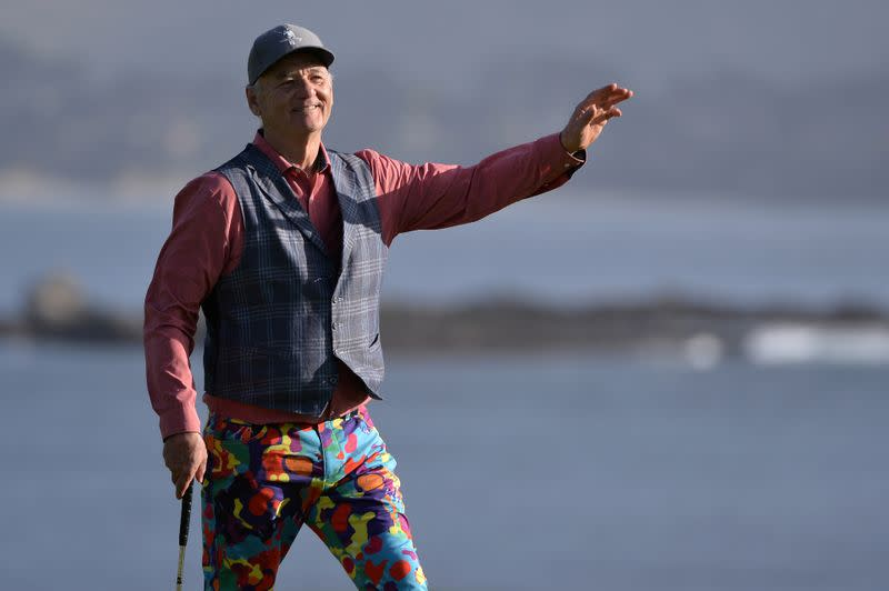 Bill Murray, the Doobie Brothers and those 'ugly' golf shirts