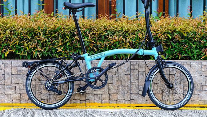 Tak Perlu Beli, Sepeda Brompton Bisa Disewa Rp19 Ribu per Hari