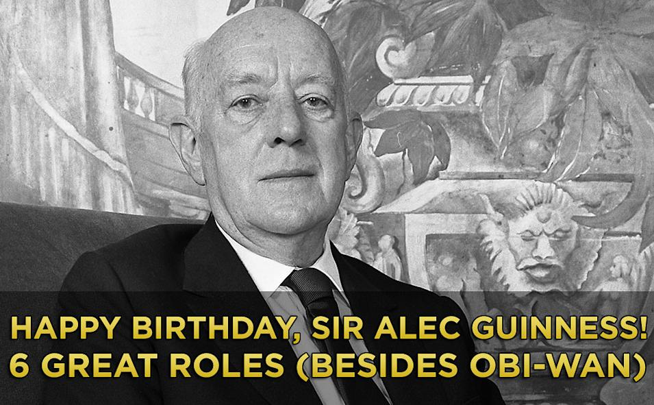 Alec Guinness Gallery