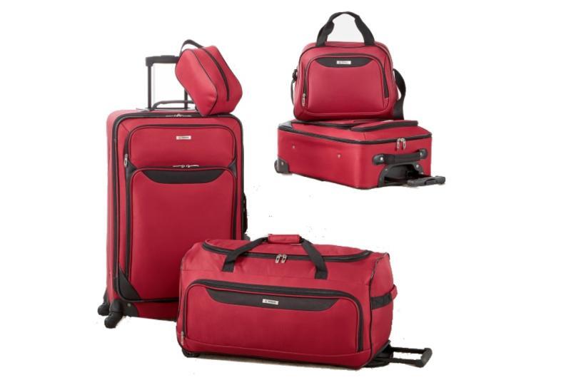 Tag Springfield III 5-Pc. Luggage Set. (Photo: Macy's)