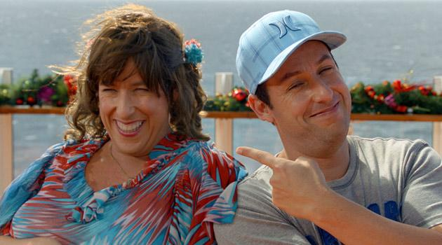 Adam Sandler gets record 11 Razzie nominations