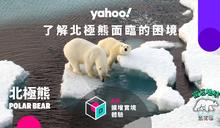 Yahoo 香港以 AR 體驗來宣揚保護動物信息