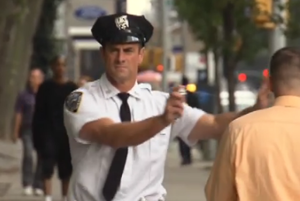 Christopher Meloni Makes a Surprise, Hilarious Appearance in 'Daily Show' Fake Trailer