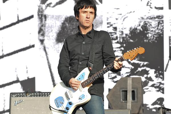 Dinosaur Jr. Add Johnny Marr to 'You're Living All Over Me' Anniversary Gig