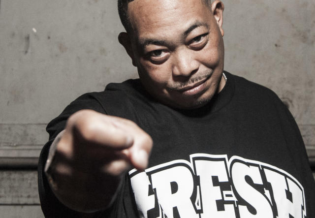 Fresh Kid Ice of 2 Live Crew poses for a portrait during the Rock The Vote 25th Anniversary Concert at The Black Cat on October 22, 2015 in Washington, DC. (Kris Connor via Getty Images)
