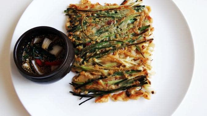 ilustrasi resep masakan bekal ala korea/maangchi.com