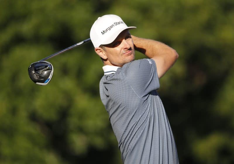 Rejuvenated Rose shows no rust in PGA Tour return at Colonial