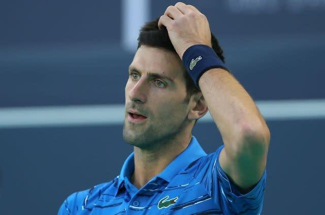 Rain offers Australian bushfire hope, but smoke hits tennis stars