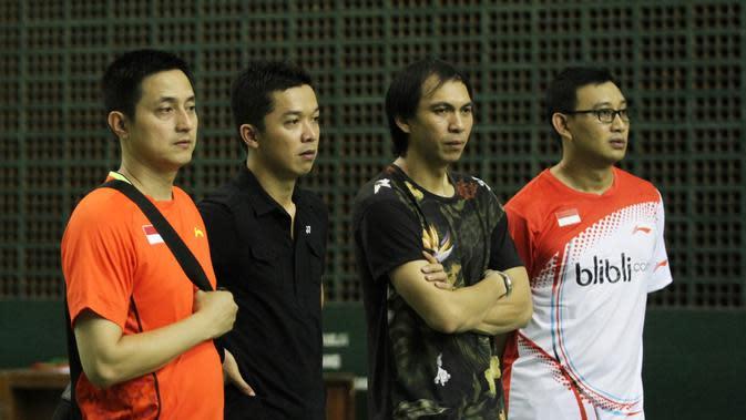 Pelatih Indonesia di Tim Bulu Tangkis Malaysia Bertambah Setelah Flandy Limpele Bergabung