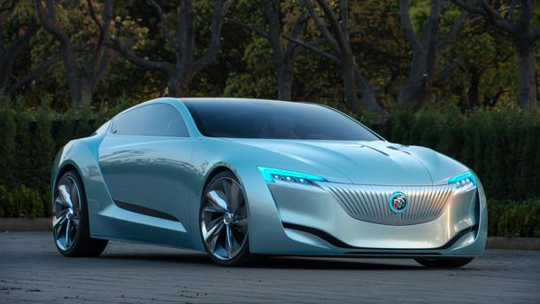 Buick Riviera concept showcases the raw power of water