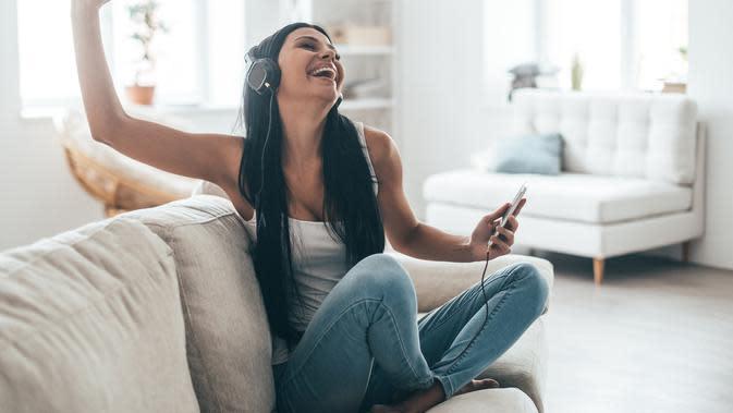 Penelitian menunjukkan musik dapat membantu orang-orang mengatasi gangguan yang berhubungan dengan stres, depresi ringan dan kecemasan. (iStockphoto)