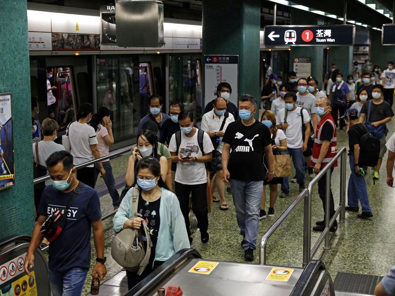 香港疫情7月起反彈 當局曝「香港失守」