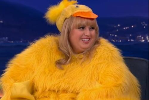 Rebel Wilson on Conan: Why You Shouldn't Compare One Direction to Your Butt