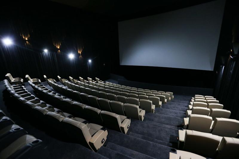 Cinema operators in Malaysia extended closure of their silver screens for the safety of their customers and employees. — Picture by Ahmad Zamzahuri