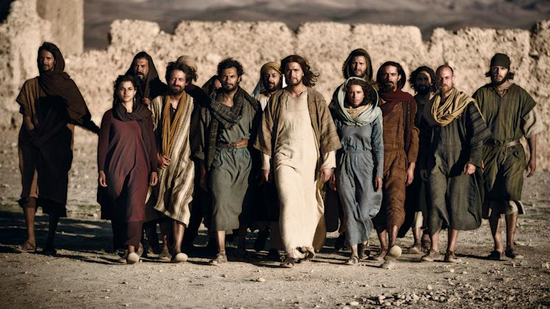 'The Bible,' 'Duck Dynasty' Among Movieguide Contenders