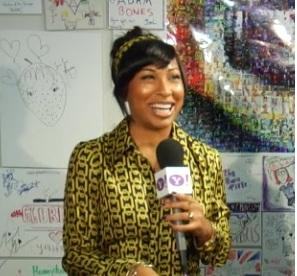Melanie Fiona On Hand Picking J. Cole, Nas, John Legend For 'The MF Life' Features