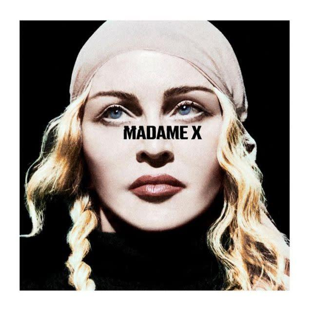 Madonna cancels remaining Paris gigs over coronavirus