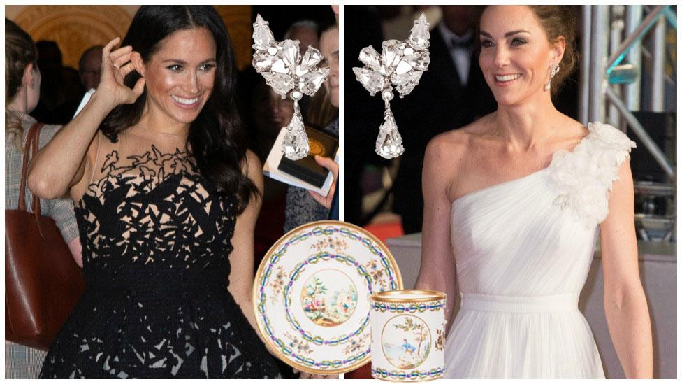 <p>Buckingham Palace are selling Valentine's Day gifts and we want them all. Photo: Getty Images/Buckingham Palace </p>