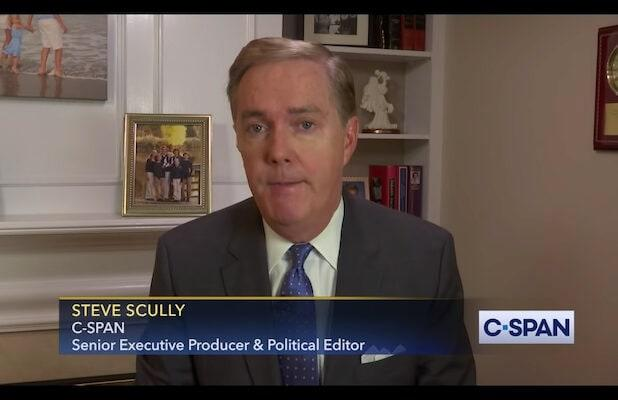 C-SPAN's Steve Scully Suspended After He Admits to Lying About Twitter Hack