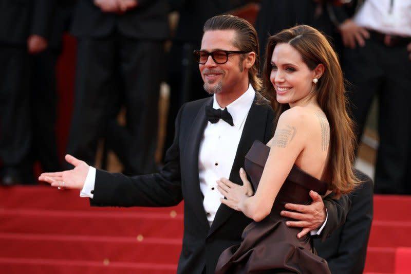 Angelina Jolie larang Jennifer Aniston temui anak-anaknya