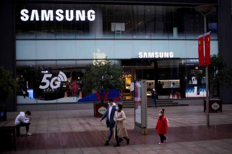 Samsung launches new Note, foldable phone as pandemic shrinks market