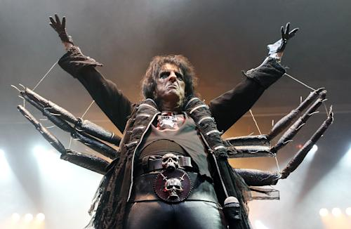 First Person—Alice Cooper's 10 Halloween Songs to Die For