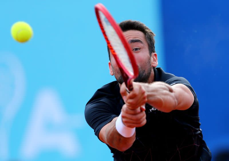 Cilic back on U.S. Open radar