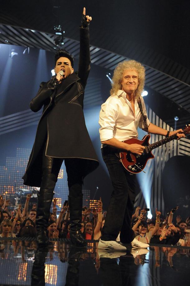 iHeartRadio Ga Ga: Adam Lambert & Queen to Play Vegas Festival