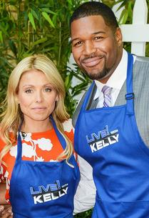 Michael Strahan to join 'Live! With Kelly' as permanent co-host