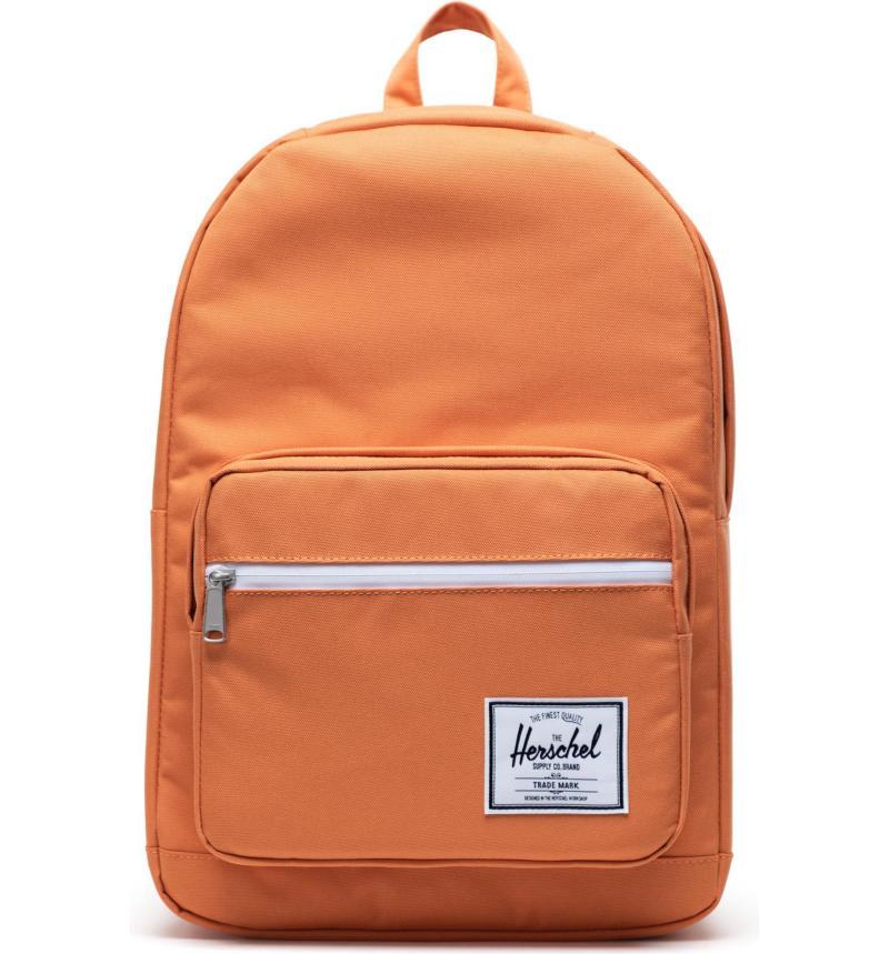 Herschel Pop Quiz Backpack in Papaya