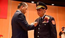 警大新任校長陳檡文就職 強化社會安全網