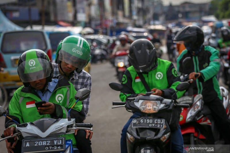 Gojek pastikan GoRide di luar Jakarta tetap jalan