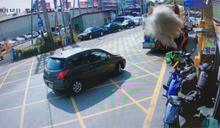 香灰直接丟垃圾車 粉塵爆炸嚇壞清潔隊