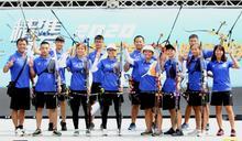 企業射箭聯賽》邱意晴打敗六連勝的彭家楙 協會青年隊勇奪例行賽冠軍