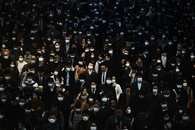 Japan's jobless rate has remained remarkably low during the coronavirus crisis