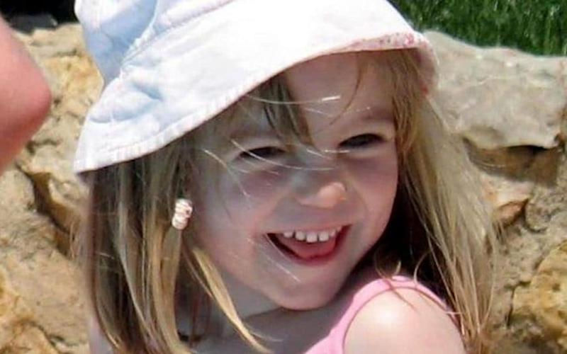 Madeleine McCann was snatched from a holiday apartment in Praia da Luz on May 3, 2007. - PA