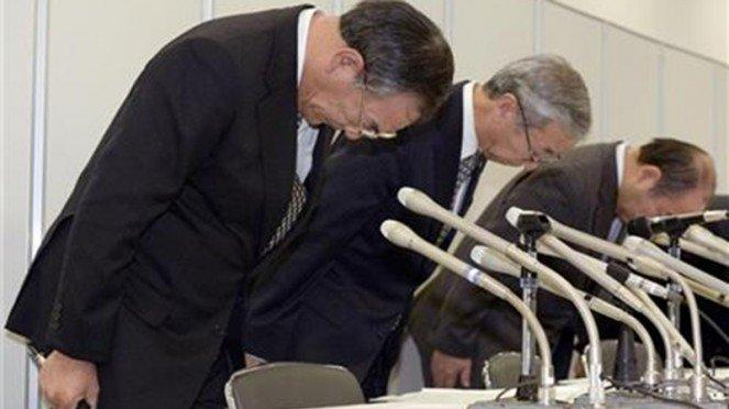 Budaya mundur dari jabatan di Jepang