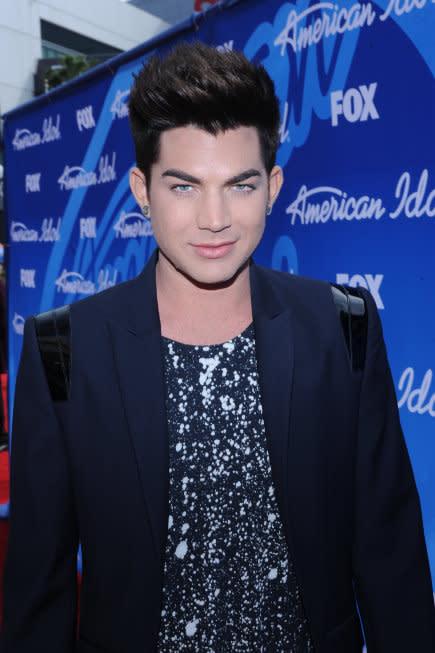 Adam Lambert Talks EDM, Daft Punk, Nicki Minaj, and 'Idol' Judging Rumors