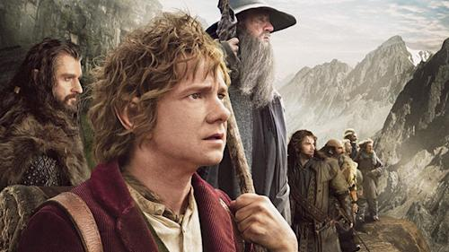 Yahoo! Movies Giveaway: 'The Hobbit: An Unexpected Journey' Blu-ray
